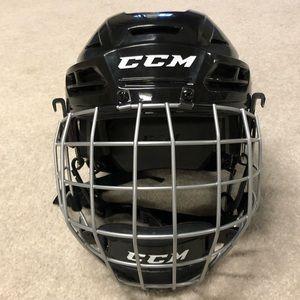 EUC CCM Hockey Helmet Size Small